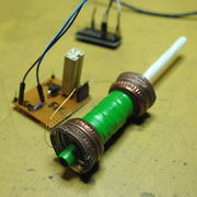 Simple Coilgun